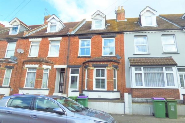 Thumbnail Terraced house for sale in Athelstan Road, Folkestone