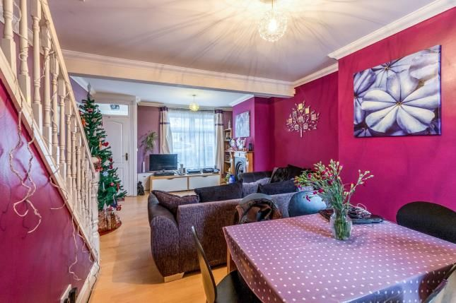 Thumbnail Terraced house for sale in Ingle Road, Chatham, Kent