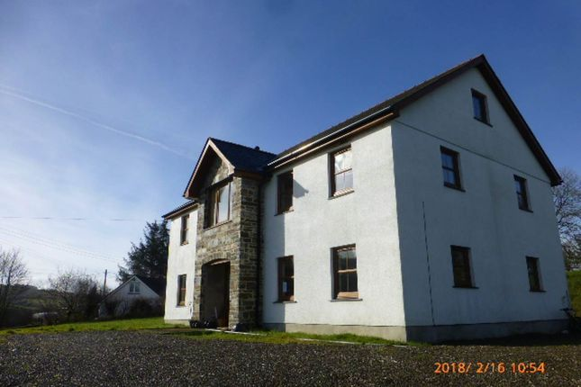 Thumbnail Detached house to rent in Talsarn, Lampeter