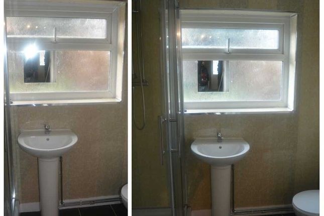 Bathroom of King Street, Treforest, Pontypridd CF37