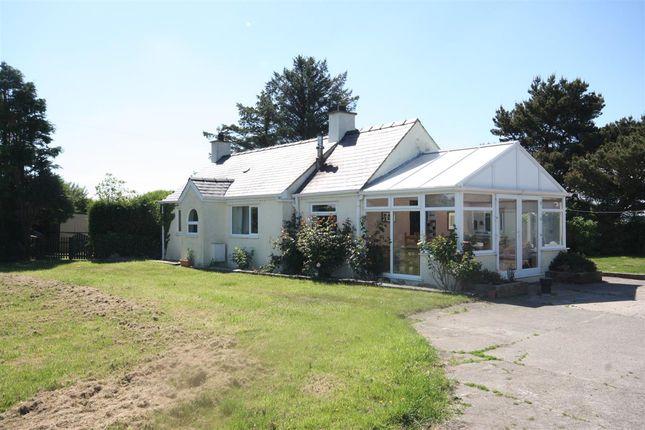 Thumbnail Detached house for sale in Llanfaes, Beaumaris