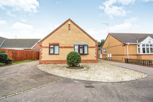 Thumbnail Detached bungalow for sale in Mill Lane, Bradwell, Great Yarmouth