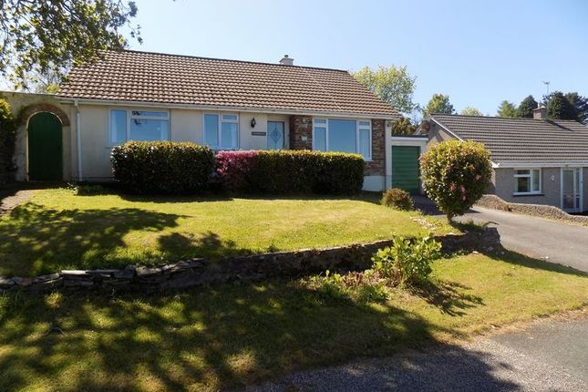 Thumbnail Bungalow for sale in Porthmeor Road, St. Austell