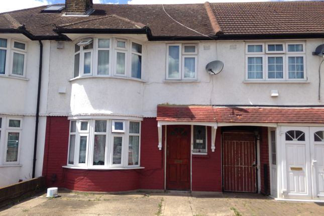 Thumbnail Terraced house for sale in Springwell Road, Heston, Middlesex