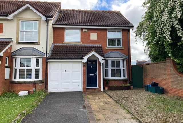 Thumbnail 3 bed semi-detached house to rent in Hawcombe Mews, Up Hatherley, Cheltenham.