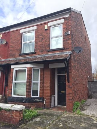 Thumbnail End terrace house to rent in Whitby Road, Fallowfield, Manchester
