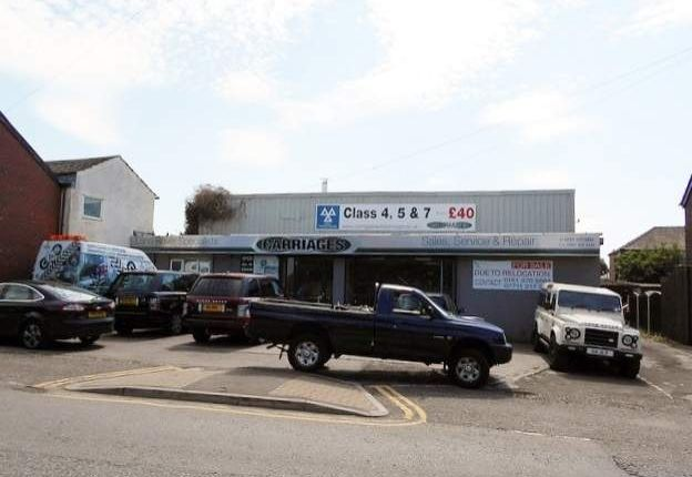 Thumbnail Parking/garage for sale in 178 Moorside Street, Droylsden