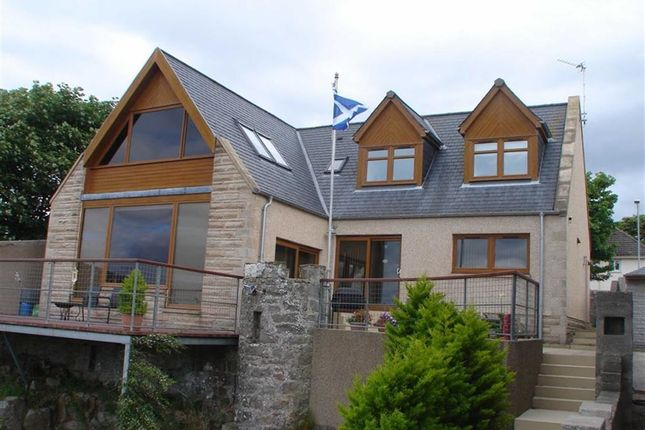 Thumbnail Detached house for sale in Stotfield Road, Lossiemouth, Moray