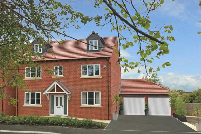 Thumbnail Detached house for sale in Plot 12A, New Dawn View, Stroud Road, Gloucester