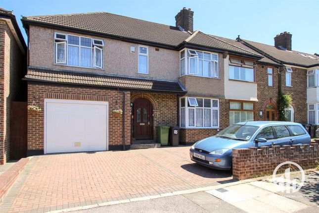 Thumbnail Property for sale in South Park Crescent, Catford, London