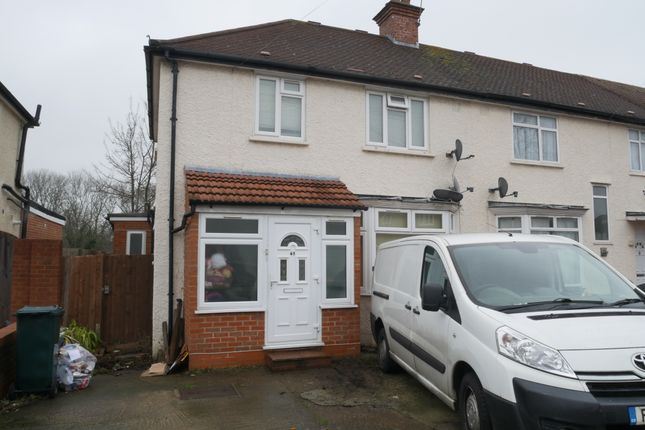 Thumbnail Semi-detached house to rent in Blanford Waye, Hayes