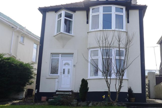 Thumbnail Detached house to rent in New Road, Haverfordwest
