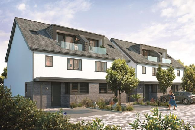 Thumbnail Semi-detached house for sale in Holywell Bay, Newquay