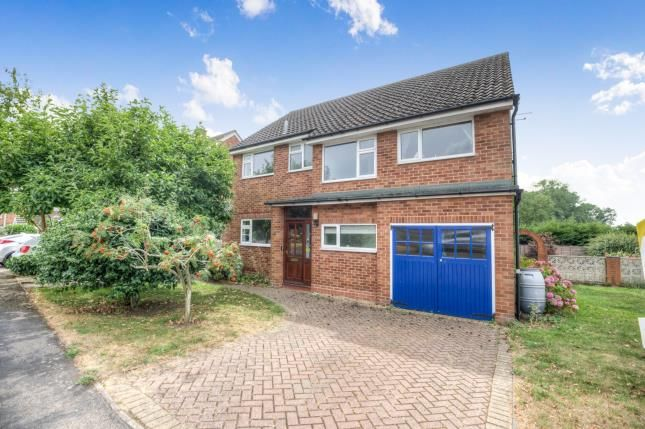 Thumbnail Detached house for sale in Farley Avenue, Harbury, Leamington Spa, Warwickshire