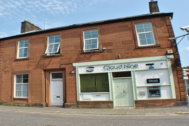 Thumbnail Town house for sale in 75 High Street, Dalbeattie