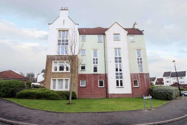 Thumbnail Flat for sale in The Moorings, Dalgety Bay, Fife