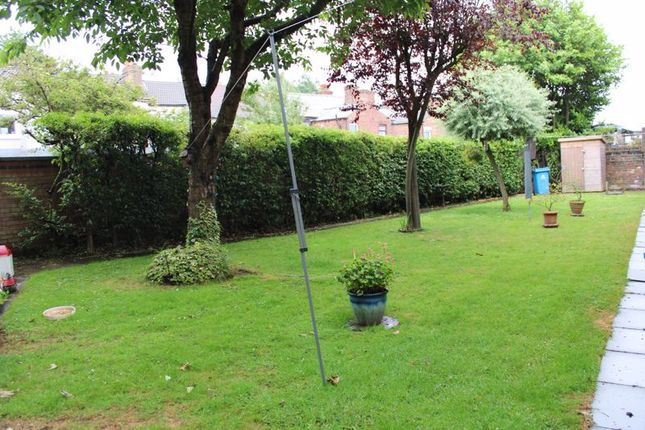 Communal Garden of The Arches, Aspinall Street, Prescot L34