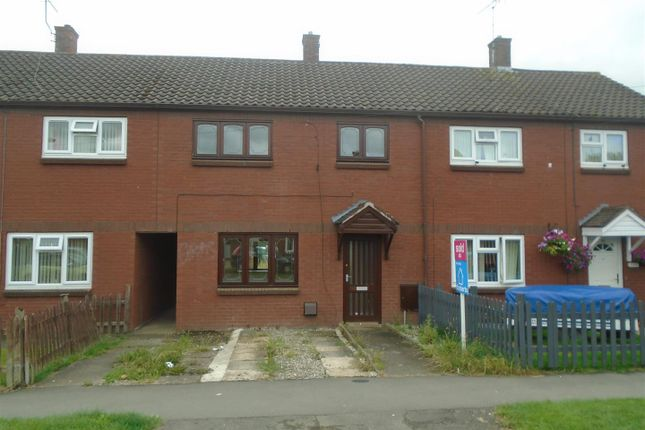 Terraced house for sale in Field Crescent, Shrewsbury