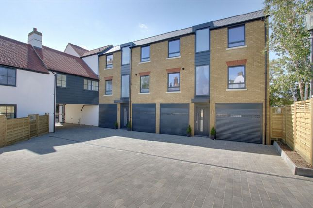 Thumbnail Terraced house for sale in Castle Mews, St Andrew Street, Hertford, Hertfordshire