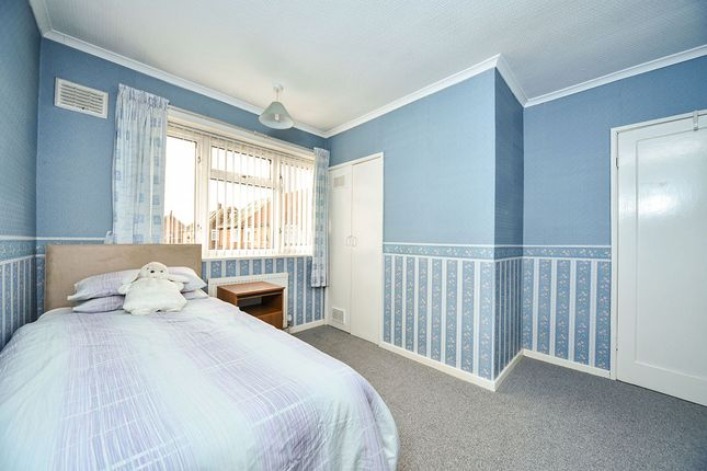 Bedroom Two of Anson Road, Hull, East Yorkshire HU9