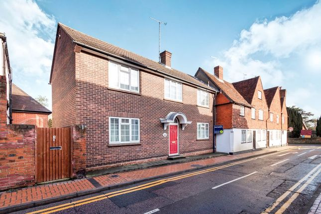 Thumbnail Detached house to rent in Rose Street, Wokingham