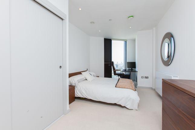 Bedroom of Strata, Elephant & Castle, London SE1