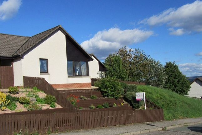 Thumbnail Semi-detached bungalow for sale in Woodside, Alness, Highland