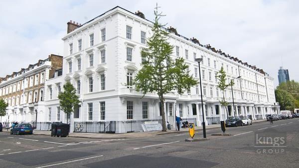 Front (1) of Charlwood Street, London SW1V