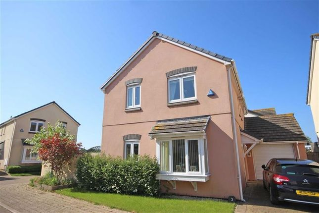 Thumbnail Detached house for sale in Fourview Close, Wall Park, Brixham