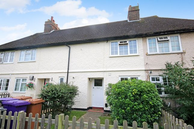 Thumbnail Terraced house for sale in Common View Square, Letchworth Garden City