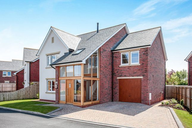 Thumbnail Detached house for sale in Hillcroft, Thurstonfield, Carlisle