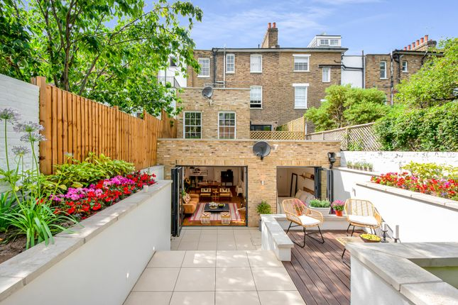 Thumbnail Flat to rent in Mortimer Road, Islington