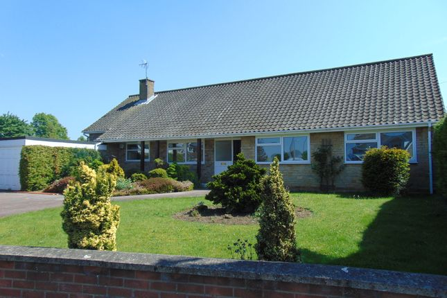 Thumbnail Bungalow to rent in Nursery Grove, Lincoln
