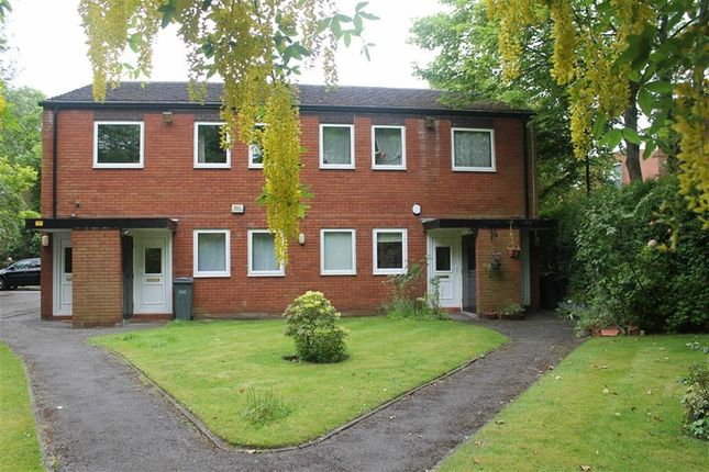 Thumbnail Flat for sale in Park Avenue, Levenshulme, Manchester