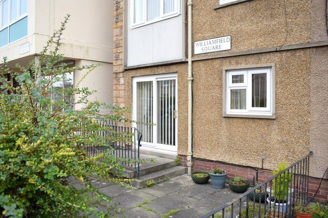 Thumbnail Maisonette for sale in 6 Williamfield Square, Portobello