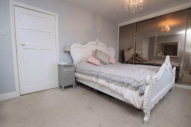 Master Bedroom of Dean Road, Bo'ness EH51