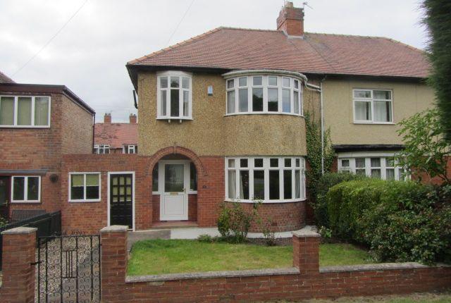 3 bed semi-detached house to rent in Douglas Gardens, Merryoaks, Durham