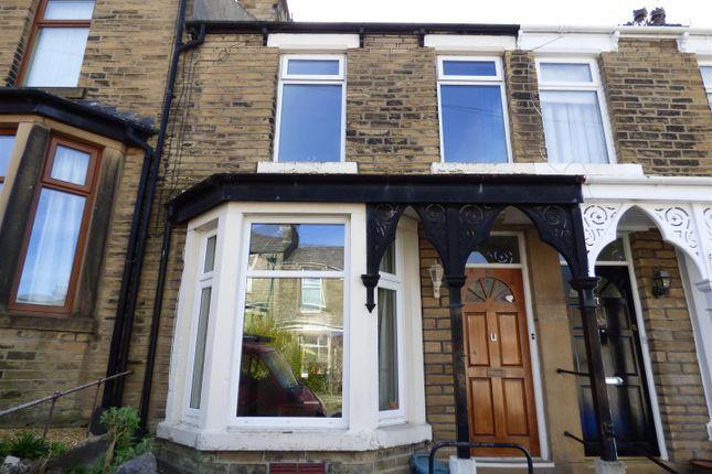 Thumbnail Terraced house to rent in Kensington Road, Lancaster
