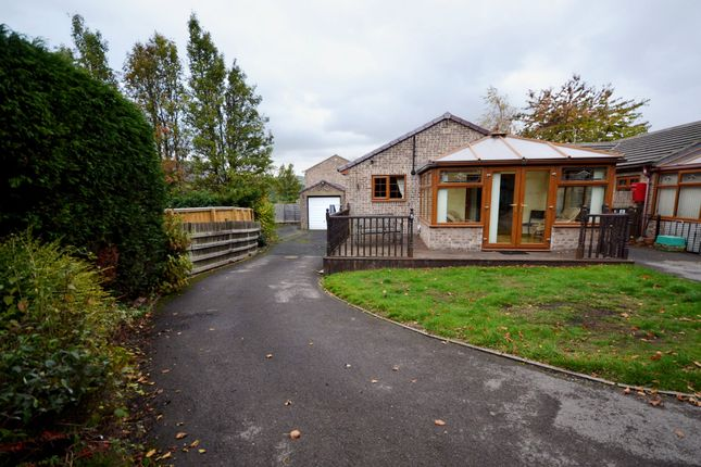 Thumbnail Detached bungalow for sale in Savile Mews, Thornhill Lees, Dewsbury