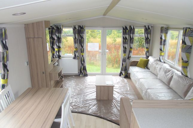 Thumbnail Property for sale in Swift Ardennes, Hareshaw Linn Caravan Park, Bellingham