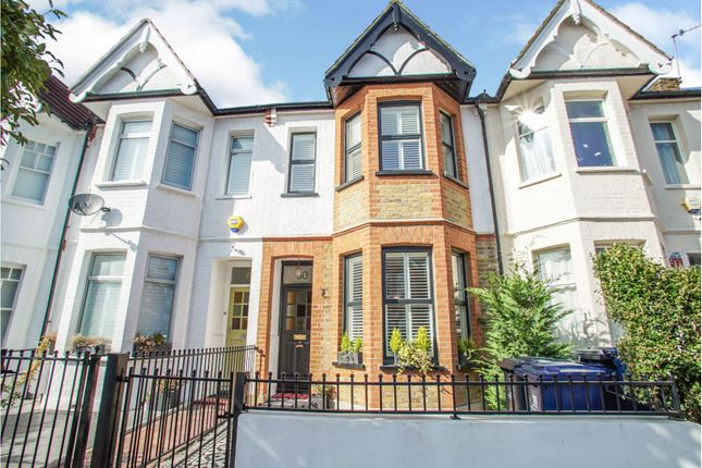 Thumbnail Terraced house for sale in Devonshire Road, Ealing