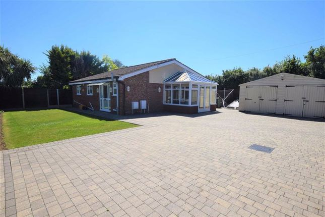 Thumbnail Detached bungalow for sale in Lawrence Road, Basildon, Essex