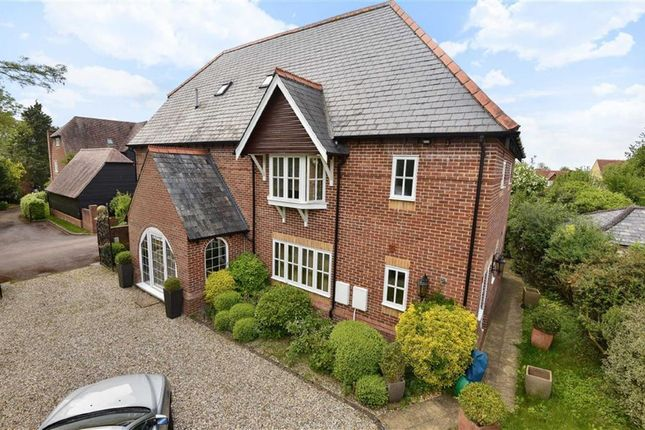 Thumbnail Detached house for sale in St. Helens Gardens, The Pitchens, Wroughton, Swindon
