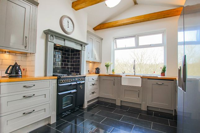 Thumbnail End terrace house to rent in Manchester Road, Baxenden, Accrington
