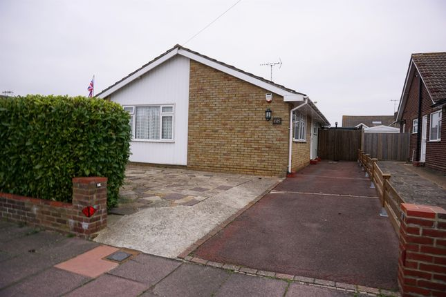 Thumbnail Detached bungalow for sale in Hurley Road, Worthing