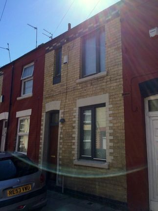 Thumbnail Terraced house for sale in Toxteth Grove, Liverpool
