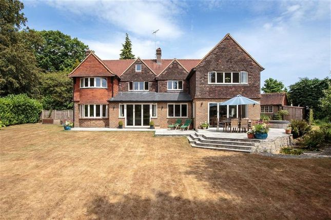 Thumbnail Detached house for sale in Weydown Road, Haslemere, Surrey