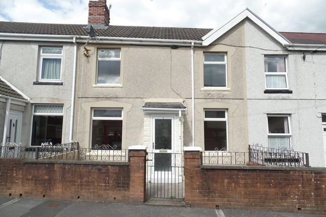 Thumbnail Terraced house for sale in Queens Road, Thomastown, Merthyr Tydfil