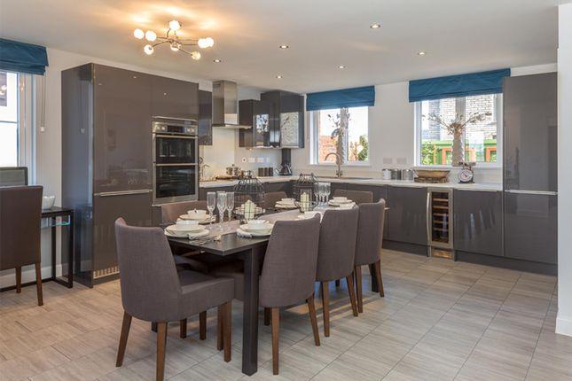 """Thumbnail Semi-detached house for sale in """"Maison Plus"""" at Hauxton Road, Trumpington, Cambridge"""