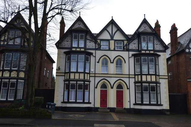 Thumbnail Semi-detached house for sale in Alcester Road, Moseley, Birmingham